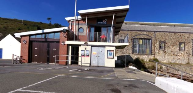 Fishguard A&ILB Station