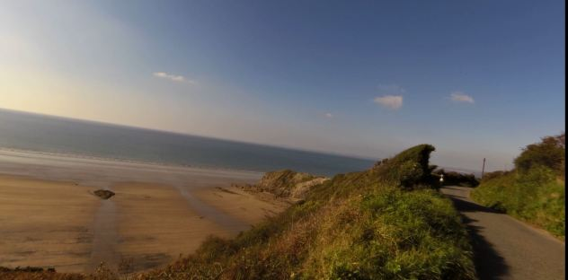 Little Haven Beach