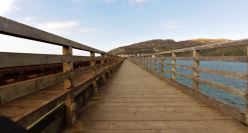 The Long Barmouth Bridge