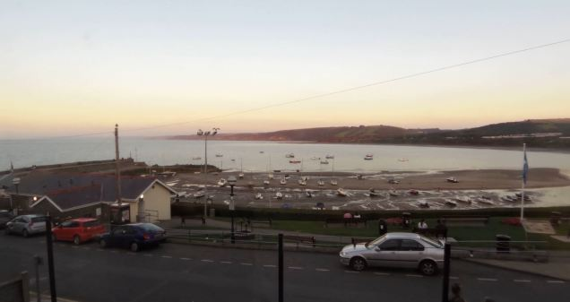 New Quay Penwig Inn Room With a View